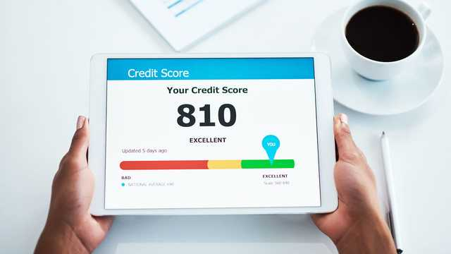 How can I improve my credit record?